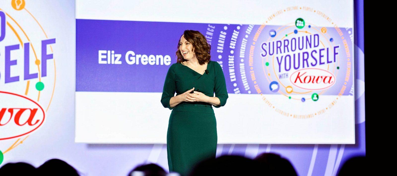 Eliz Greene Leadership Keynote Speaker