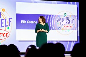 Eliz Greene Leadership Keynote Speaker