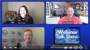 Hybrid Events Episode of the Webinar Talk Show